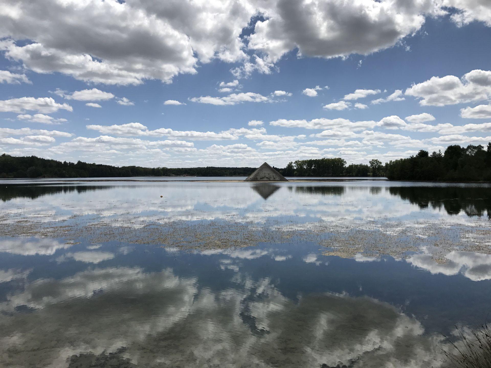 Randonnée sur les bords de l'Oise / Base de Loisirs de Cergy-Neuville